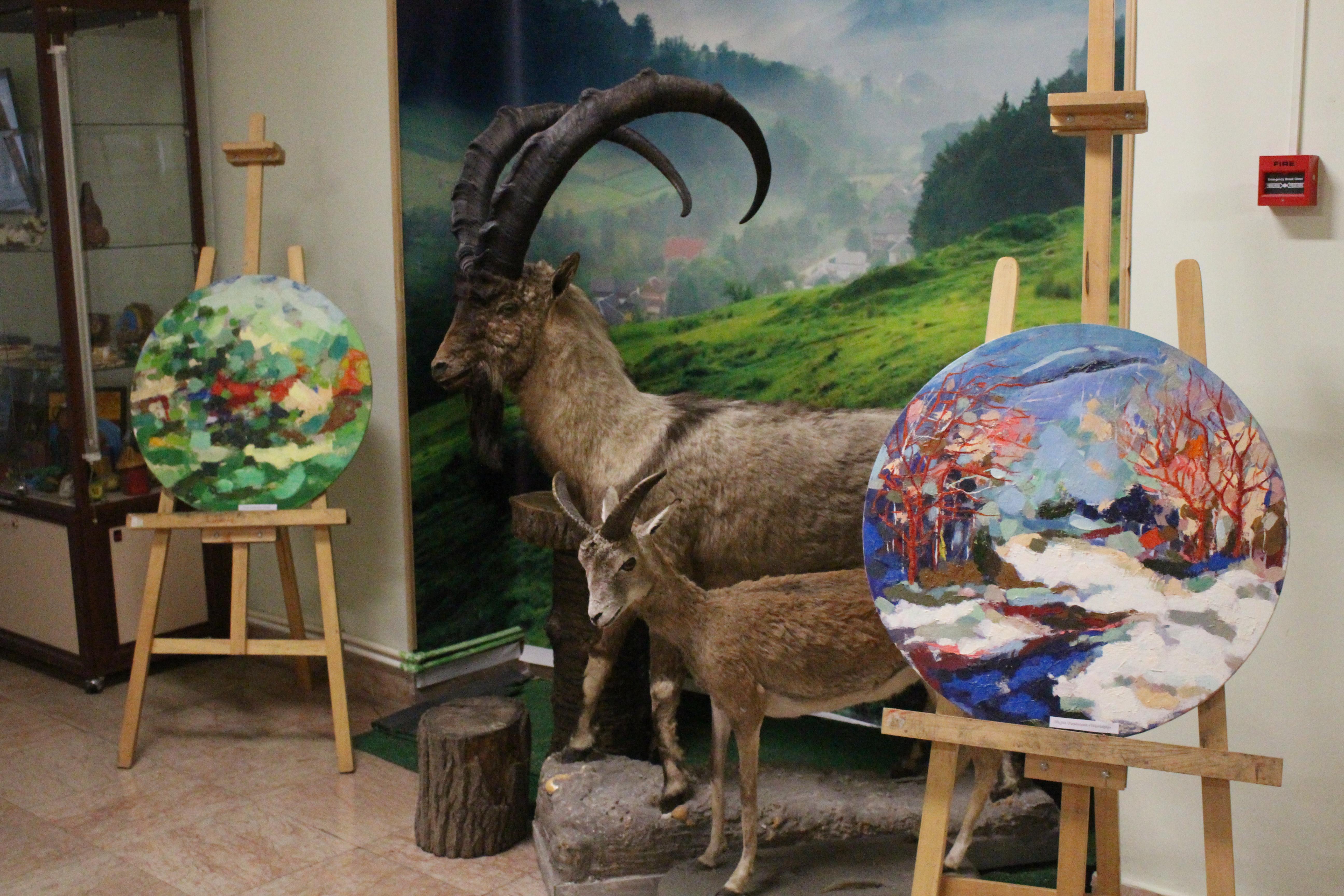 «Բնությունը երիտասարդ նկարիչների աչքերով»