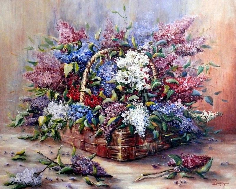 «Цветы, любовь, весна»
